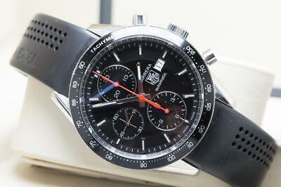 Tag Heuer Gents Carrera Wristwatch Ref CV2014-2 Calibre 16