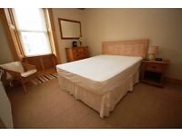 Tasteful 1 bedroom FULLY FURNISHED flat available May NO FEES!