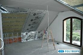 Attic Roof Vapour Insulation Foil