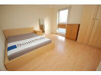ROOM FOR LET: Flat share in spacious 4 bed property split over 2 levels available NOW – NO FEES