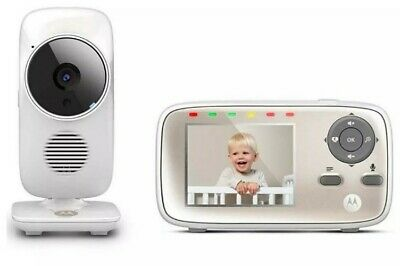 MOTOROLA MBP667 Connect Video Baby Monitor - BRAND NEW DAMAGED BOX