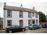 Delightful 2 bedroom semi-detached house recently refurbished in Dumfries available October NO FEES!