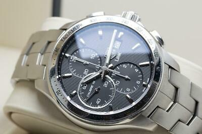 Tag Heuer Gents Link Chronograph Wristwatch Ref CAT2010 Calibre 16