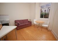 Bright ground floor 1 bed flat with shared garden in Newington available September - NO FEES