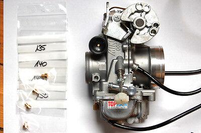 Mikuni Vergaser TM 40 Kit für DRZ 400 Neu!