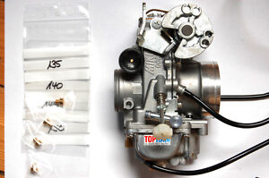 Mikuni Carburetor TM 40 Kit for Honda XR 600 New