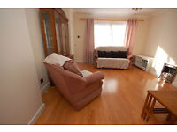 Spacious 2 bed family home with driveway and large private garden available August - NO FEES!