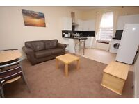 Bright and central 1 bed 1st floor flat with walk-in dressing room available December - NO FEES!