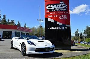 Chevrolet Corvette Stingray Z51 Convertible -  2LT 2016