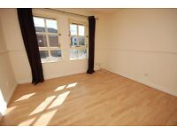 Bright 2 bedroom 1st floor unfurnished flat with residents parking available July - NO FEES!
