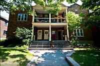 Bright & Spacious 6 1/2 Monkland Village NDG - available now!