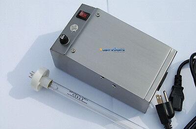 Uv Lamp Air - Ultra Air Purifier whole house UV Light for HVAC AC Duct Germicidal Single Lamp