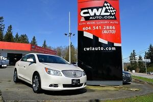 Buick LaCrosse 4dr Sdn CXL FWD 2011