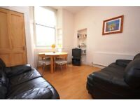 Large 3 bed ground floor main door flat with broadband available in April 2021!