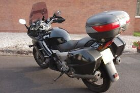 Yamaha FJR1300 - fair condition. 6 months MOT. Nearly new front discs (£250). Take a look :)