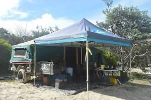 MDC Camper Trailer Glen Eden Gladstone City Preview