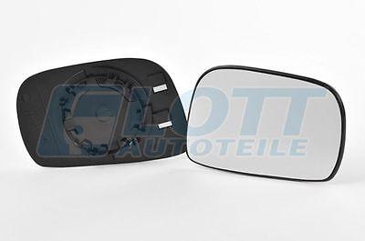 Außenspiegel Spiegelglas Links Konvex Opel Agila A 2000-2007 136LS