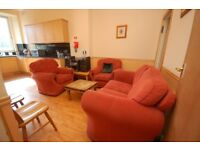 STUDENTS: Spacious 4 bedroom HMO property situated on Leith Walk available August