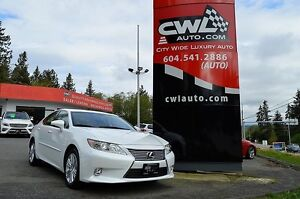 Lexus ES 350 4dr Sdn - ONLY 17,000 KMS !  2014
