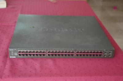 D-link DXS-3350SR 48-Port 10/100/1000 Switch+ 4 Combo SFP + 2 10GBE Ports