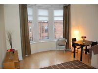 Attractive two bedroom flat on the Southside of Glasgow