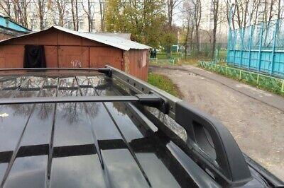 Menabo Tema Dachträger für Nissan X-Trail Typ T32 NEU kpl EBA inkl Stahl