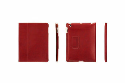 Griffin Elan Folio Slim für iPad 4, 3 & 2, Dunkelrot Griffin Elan Folio