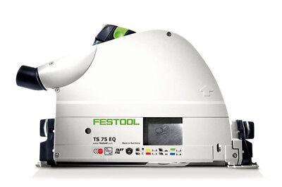 Festool Ts 75 Req Imperial Plunge Cut Track Saw 575390 With 75 Rail