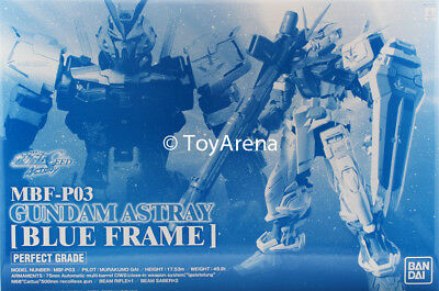 Gundam Seed Astray 1/60 PG Gundam Astray Blue Frame Model Kit Exclusive IN STOCK