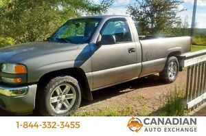 2006 GMC Sierra 1500 Pickup Truck LOW LOW KMS!!!
