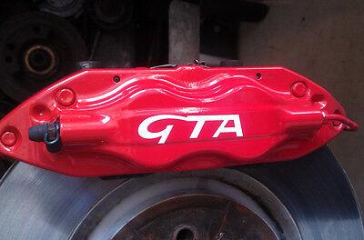 Alfa Romeo Brake Caliper Calliper Decals GTA 147 156 Mito Brera 159 ALL OPTIONS