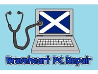 Braveheart PC Repair - Laptop and Computer Repairs.