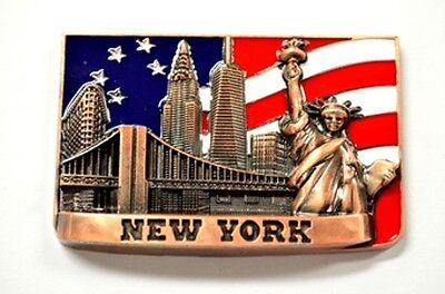Magnet NYC Skyline Square - Skyline Square