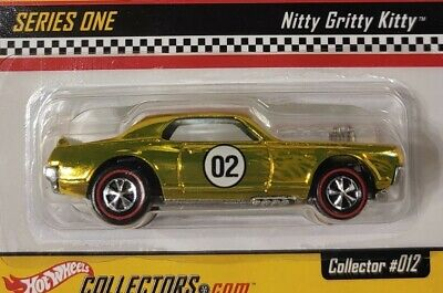 Hot Wheels  RLC Online Exclusive Series One Nitty Gritty Kitty 8067/10000 MOC