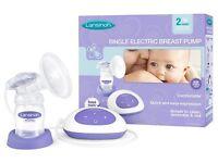 Lansinoh electric single breast pump