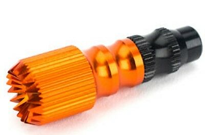 Spektrum SPMA3010 Gimbal Stick End 37mm Orange DX10t ()