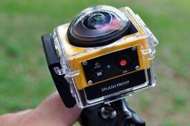 Kodak Pixpro SP360 Action Camera (Working) £55.