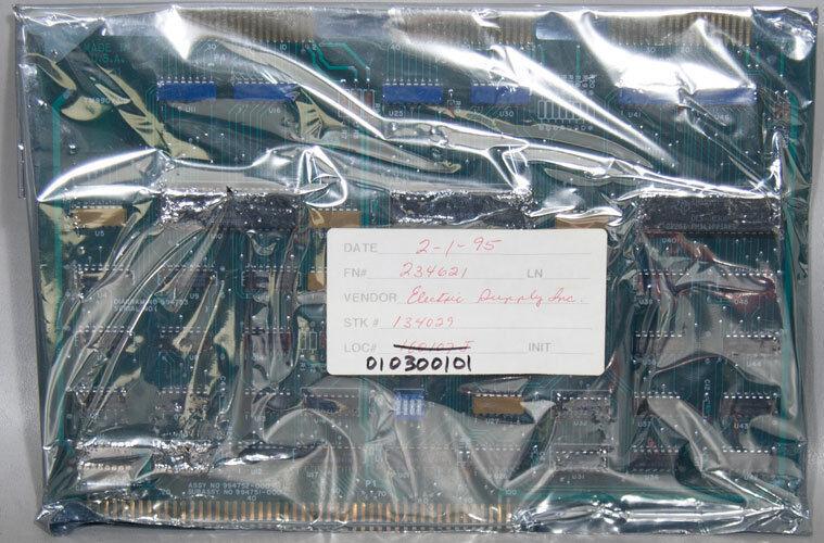 Refurbished Varian PN: 994752-000 TM990/310 80XP Ion Implanter Board PCB