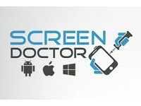 Phone/Tablet/Laptop repair service, iPhone-Samsung-Nokia-HTC - Broken Screen repair services