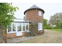18th Century Converted Smock Mill Holiday home Wickham Market Suffolk Available 21st October 2017