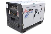 FS-Curtis -135CFM Series box Diesel Screw Air Compressor-Trailor Kewdale Belmont Area Preview