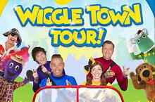 WTB--Wiggles tickets cairns Edmonton Cairns City Preview