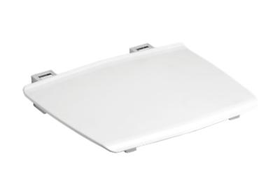 Provex Design-Line Duschklappsitz S150 bis 120kg Weiß/Chrom NEU 0028