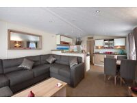 2013 Luxury Static Caravan For Sale, 5* Park, FREE SITE FEES,Weardale, County Durham