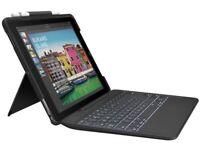 Logitech smart keyboard for iPad 10.5 inch used.