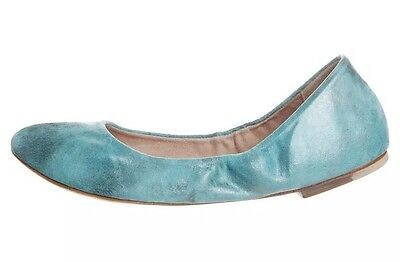 BLOCH Size: 10.5 US, EU 40.5 Soft Leather Shoes Flats NEW Туфли Кожаные Балетки