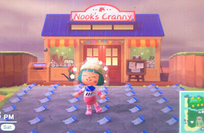 Nook Miles Tickets x400 Animal Crossing New Horizons ✈️ Fast - OFFLINE
