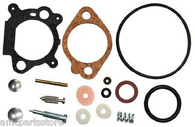 Carburetor Overhaul Repair Kit For Briggs & Stratton 498260, 493762, (Briggs & Stratton 498260 Carburetor Overhaul Kit)
