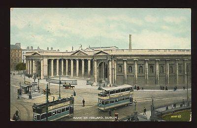 Ireland DUBLIN Bank of Ireland 1924 PPC