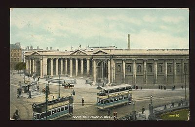 Ireland DUBLIN Bank of Ireland 1924 PPC